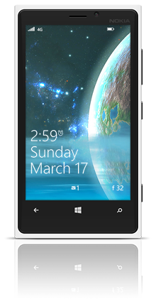 Reaching The Stars 002 Nokia Lumia 920 WHITE thumbnail