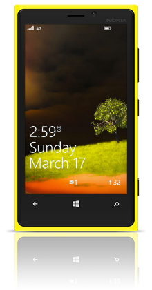 Chosen One Nokia Lumia 920 YELLOW thumbnail