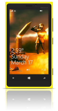 Divine Intervention 002 Nokia Lumia 920 YELLOW thumbnail