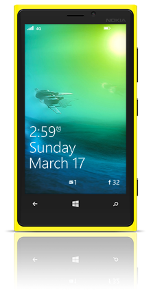 Dune Planet 002 Nokia Lumia 920 YELLOW thumbnail