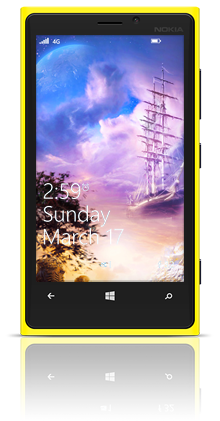 Escaping Reality 003 Nokia Lumia 920 YELLOW thumbnail