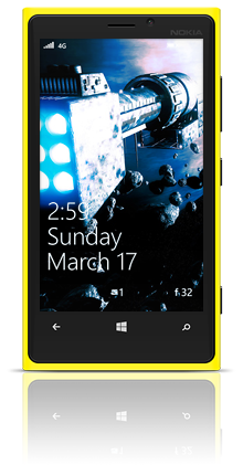 Exploring The Universe 003 Nokia Lumia 920 YELLOW thumbnail