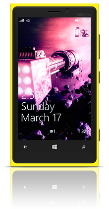 Exploring The Universe 008 Nokia Lumia 920 YELLOW thumbnail