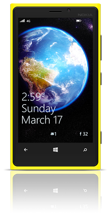 Home 001 Nokia Lumia 920 YELLOW thumbnail
