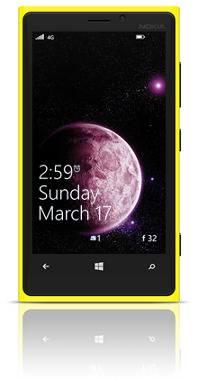 Home 003 Nokia Lumia 920 YELLOW thumbnail
