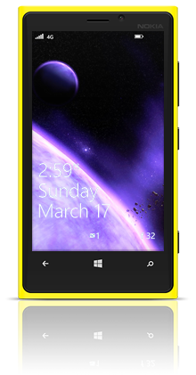 Immensity 003 Nokia Lumia 920 YELLOW thumbnail
