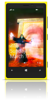 Incantation 002 Nokia Lumia 920 YELLOW thumbnail