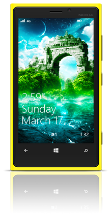 Lost Civilization 001 Nokia Lumia 920 YELLOW thumbnail