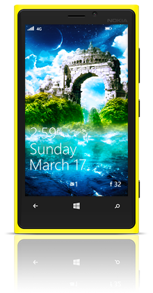 Lost Civilization 002 Nokia Lumia 920 YELLOW thumbnail