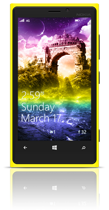 Lost Civilization 003 Nokia Lumia 920 YELLOW thumbnail