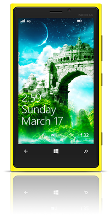 Lost Civilization 004 Nokia Lumia 920 YELLOW thumbnail