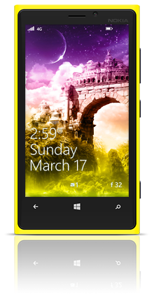 Lost Civilization 006 Nokia Lumia 920 YELLOW thumbnail
